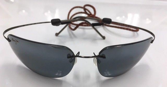 499b3b8f80 Titanium Maui Jim sunglasses. MJ 501-02  fashion  clothing  shoes   accessories  unisexclothingshoesaccs  unisexaccessories (ebay link)