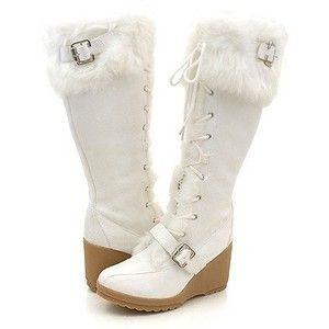 1000  images about White Boots for Women on Pinterest | Fun quotes ...