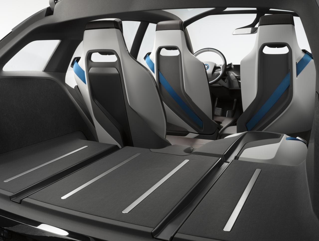 2011 BMW i3 Concept | BMW | Pinterest | Bmw i3 and BMW