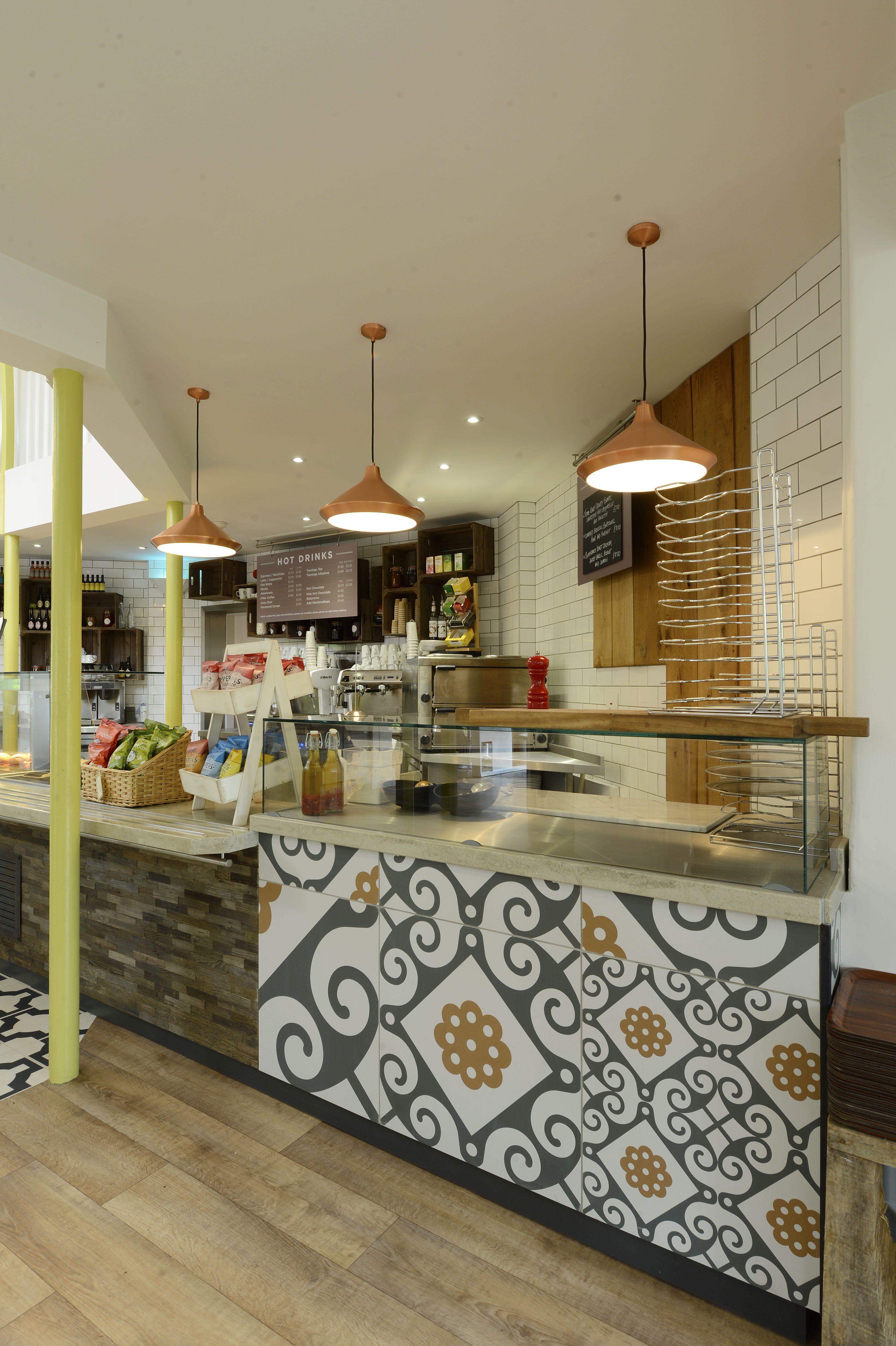 restaurant and café refurbishment at greenwich park, pavilion café