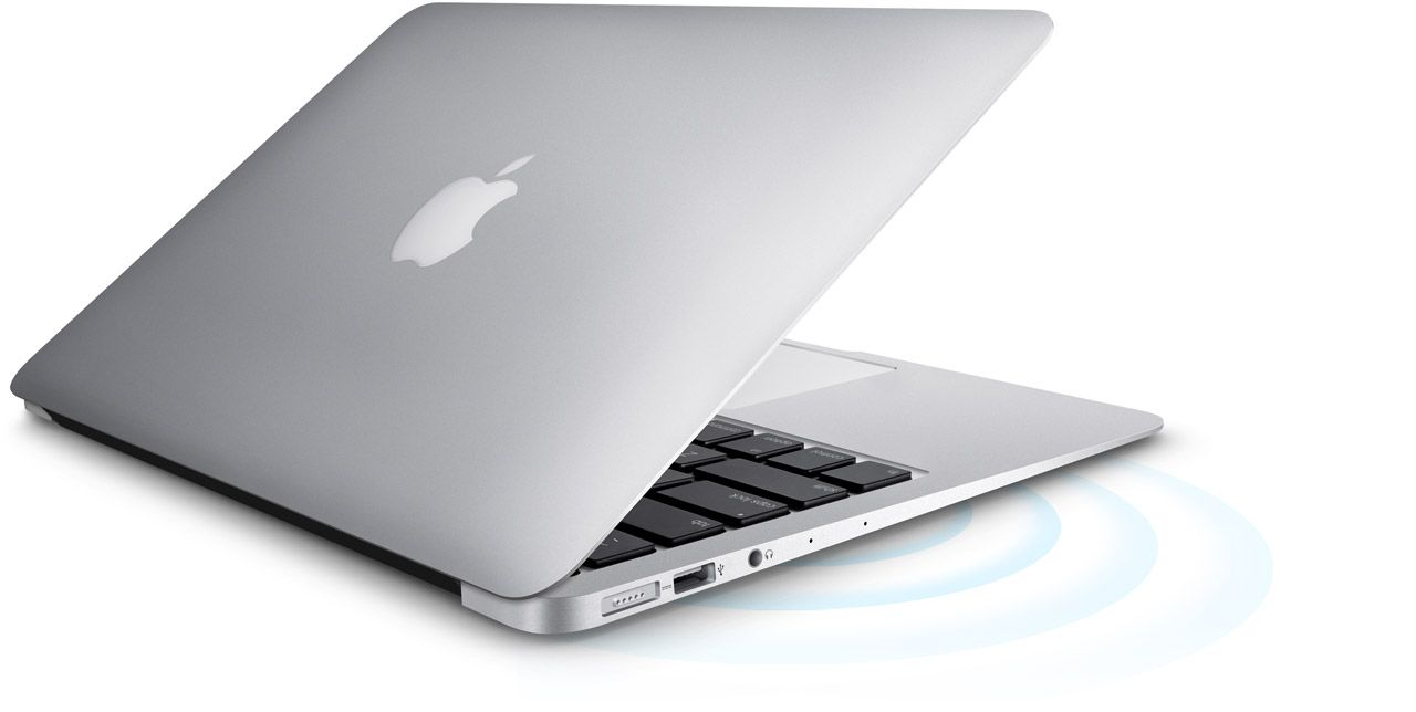 how to add more space on macbook air