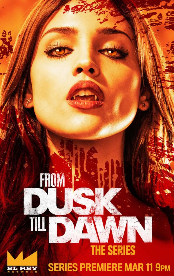 """horrorsociety:  """" TV - 'From Dusk Till Dawn: The Series' Gets Official Full Trailer!  Read More Here:  http://www.horrorsociety.com/2014/01/31/tv-from-dusk-till-dawn-the-series-gets-official-full-trailer/  """""""