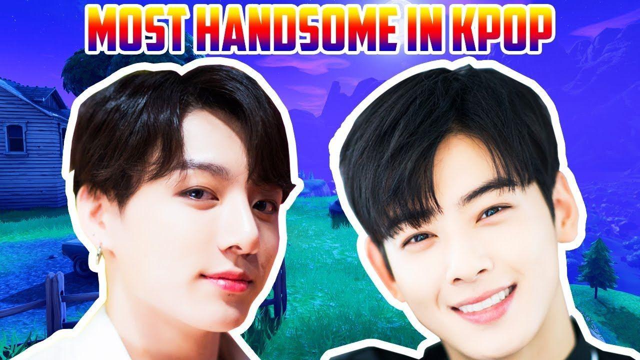 Top 10 Most Handsome Kpop Idols 2019 Kpop Kpop Idol Handsome