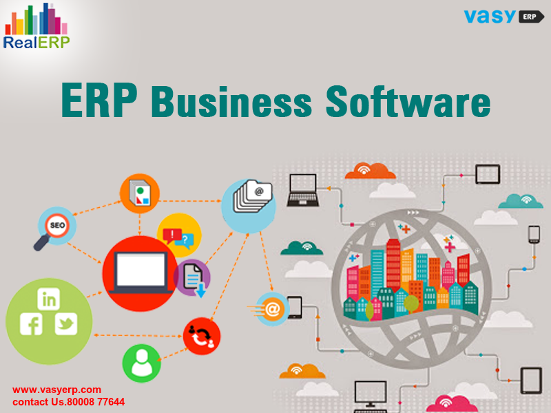 The #ERP #Accounting #software stores all the information in the database  which can be fetched later … | Business software, Business management,  Accounting software