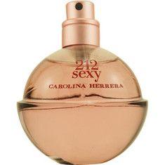Carolina Herrera - 212 Sexy Eau De Parfum Spray 3.4 oz Tester (Women's) - Bottle - My collection from top #designers