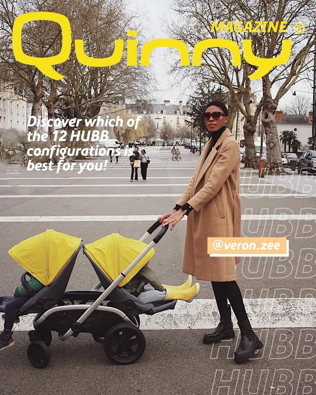 PSSST! As promised there is a new issue of the Quinny