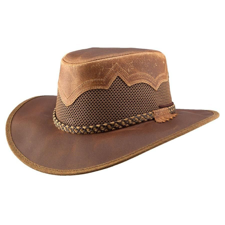 Head N Home Sirocco Outback Leather Hat Up To 3xl Bomber Brown Leather Hats Hats For Men Mens Sun Hats