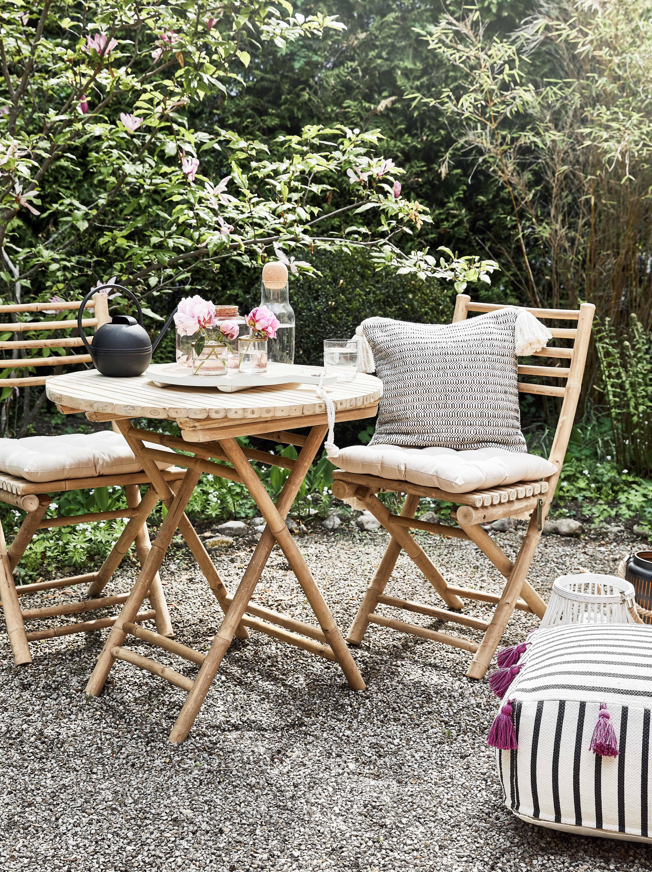 Votre mobilier et déco de jardin doit répondre au style de votre ...
