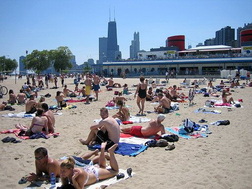 North Avenue Beach Castaways