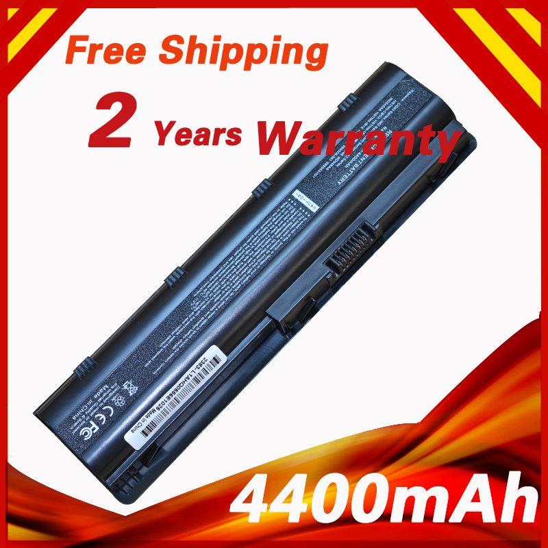 4400mAh Laptop Battery for HP HSTNNF02C HSTNNQ47C HSTNN