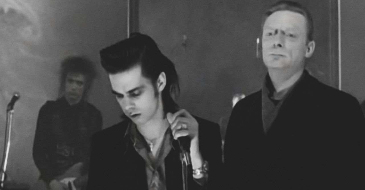 Image result for nick cave wings of desire