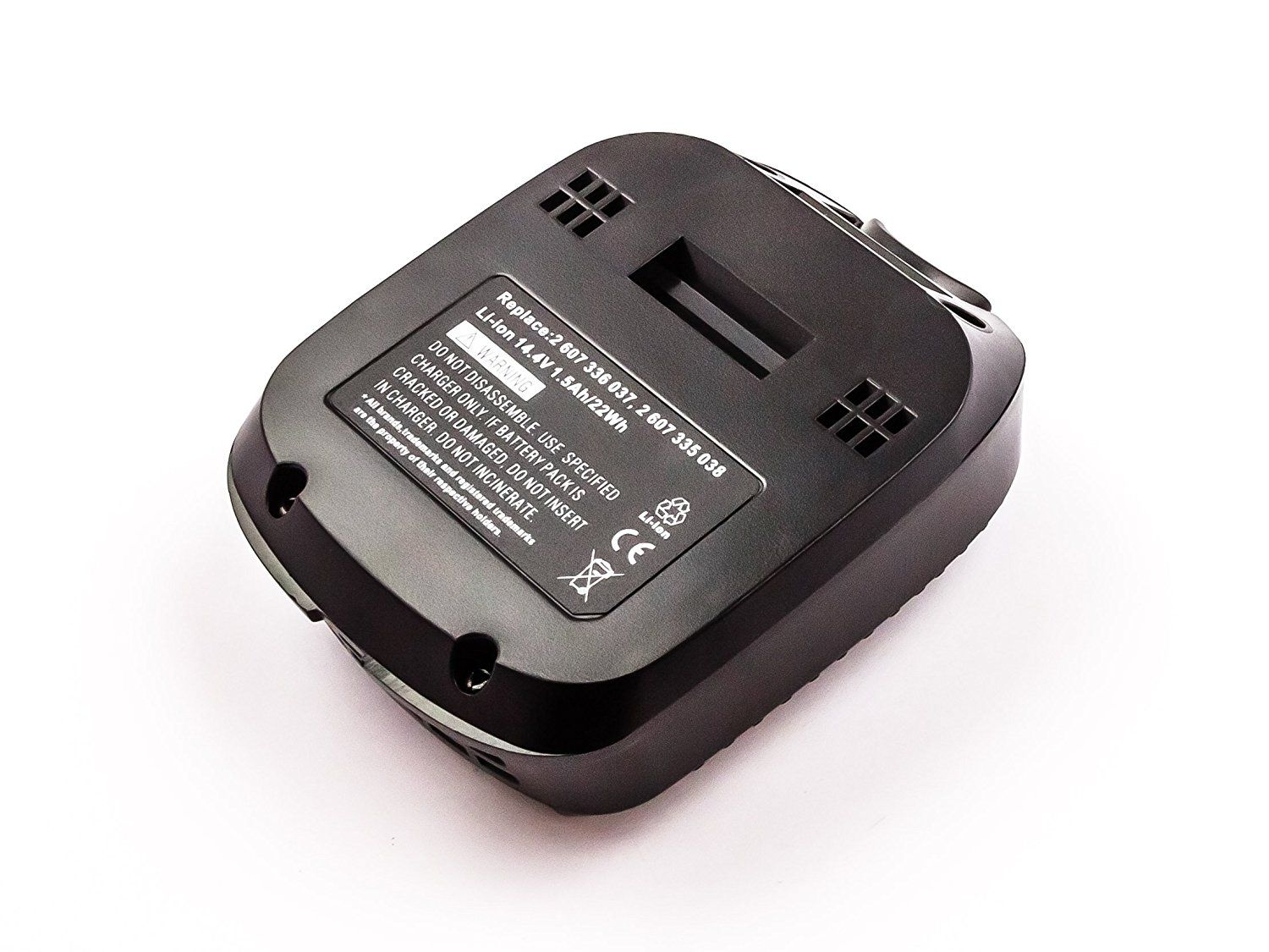 Accupower Battery For Bosch Psr 14 4li 2607335038 P233ch Gardening Supplies Garden Tools Bosch