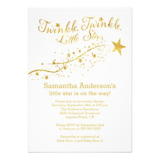 Twinkle twinkle little star baby shower invitation wording google twinkle twinkle little star baby shower invitation wording google search filmwisefo Gallery