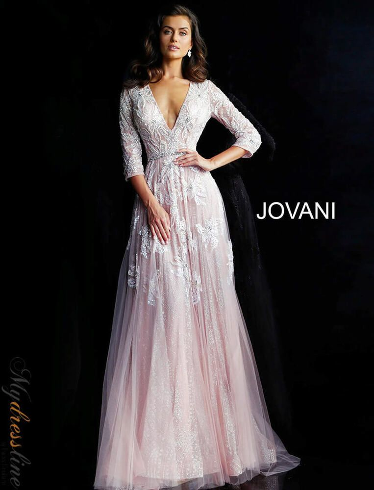 89a32e290ec Jovani 61222 Evening Dress ~LOWEST PRICE GUARANTEED~ NEW Authentic Gown   Jovani  Evening