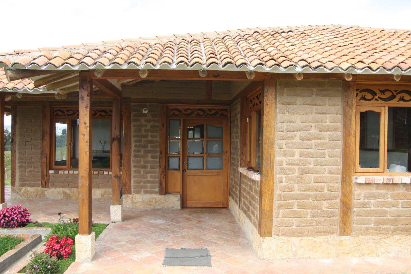 Casas De Adobe Buscar Con Google Com Imagens Planta De Moradia Casas Celeiro Casas De Tijolo Ecologico