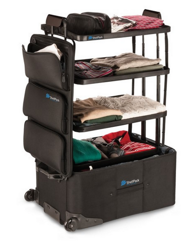 This Luggage With Built-In Shelves Will Change Your Travel Game 8a415241db1be