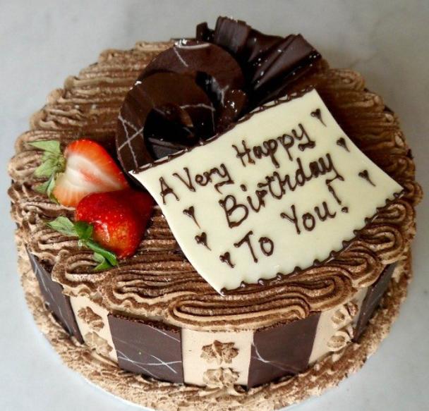 Resep Dan Cara Membuat Kue Ulang Tahun Sederhana Kue Ulang Tahun Kue Resep