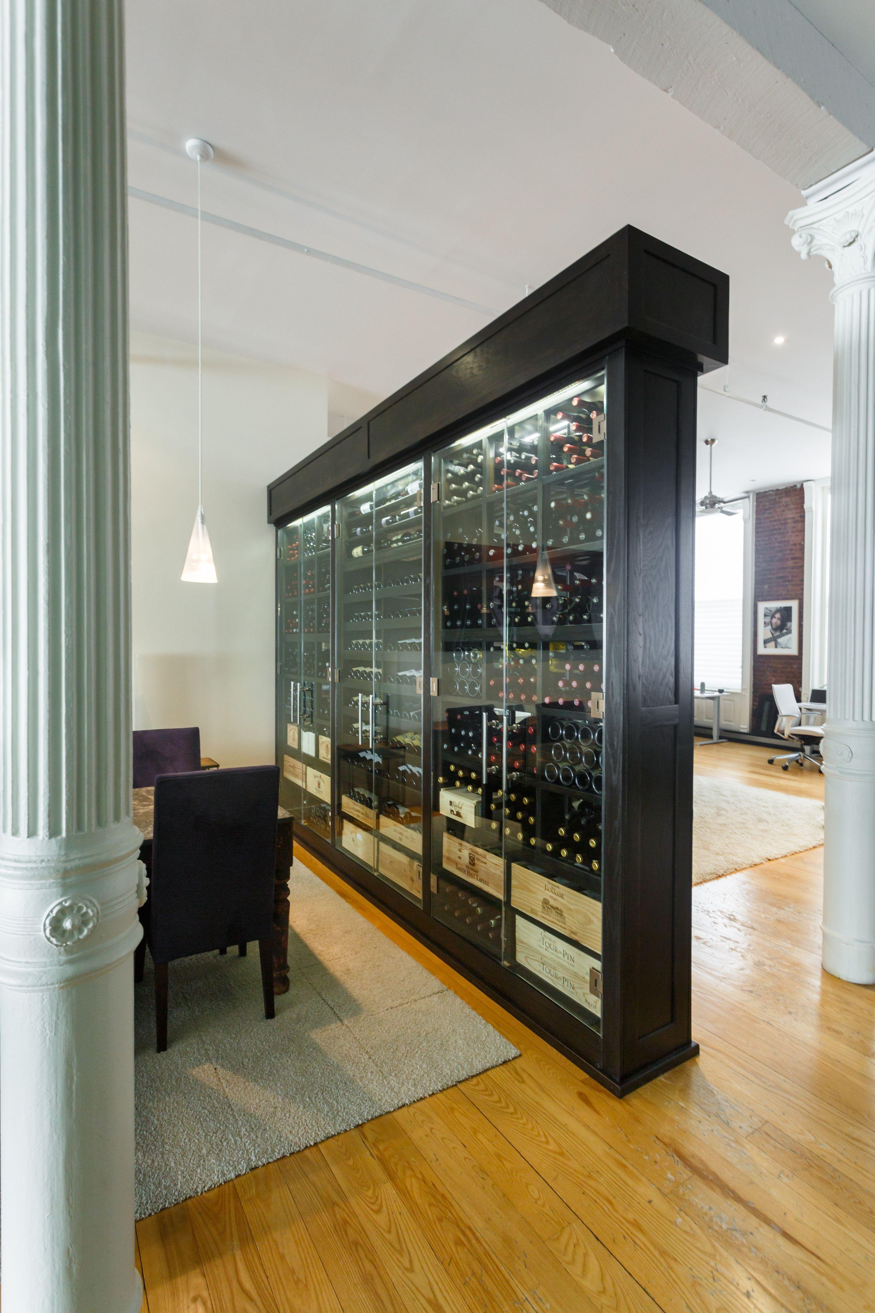 Reussir L Amenagement De Ma Cave A Vin Home Wine Cellars