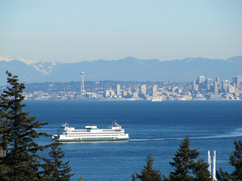 View Of Seattle From Port Orchard Wa Places We Have