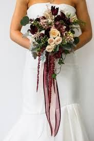 Image result for marsala and blush flowers