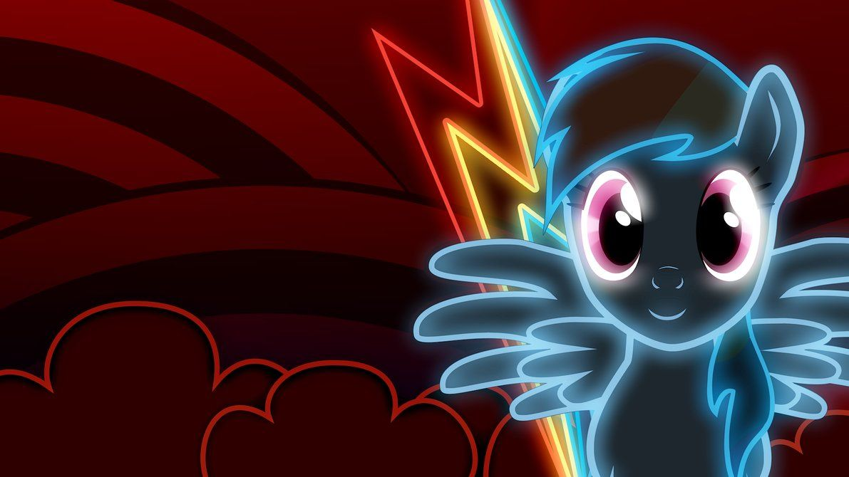 Rainbow Dash Wallpaper by ~AllicornUK on deviantART