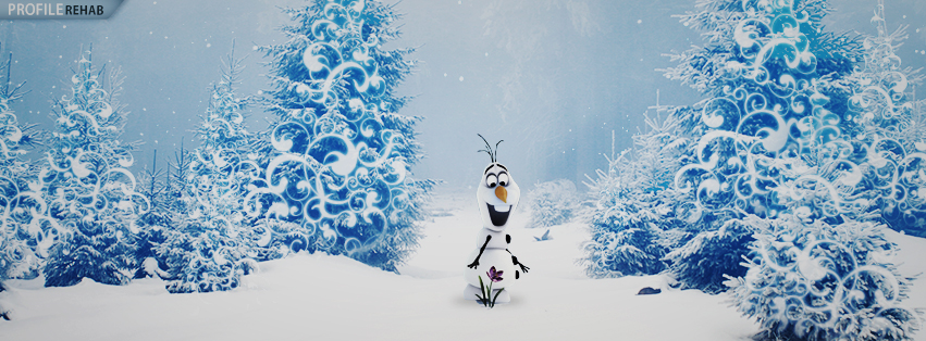 Frozenu0027s Olaf Images Facebook Cover - Facebook Cover Download