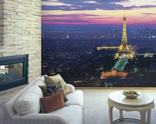 Great idea if youre in need of a view Photo mural Freshomes FB