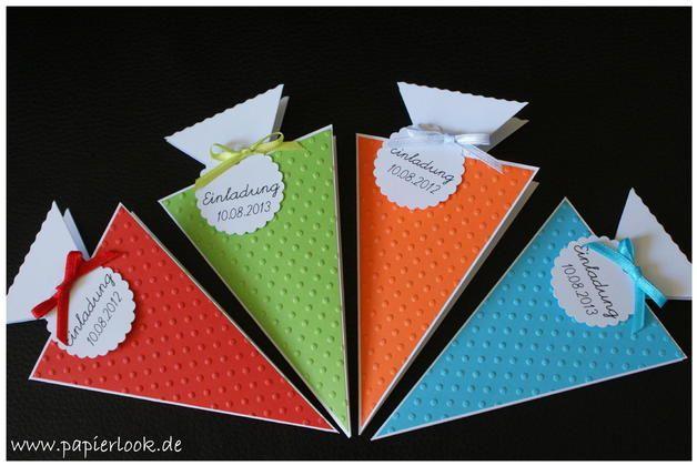 Einladungen Schultute Farbwahl Etsy Einladung Einschulung Einladungskarten Einschulung Spruche Zum Schulanfang
