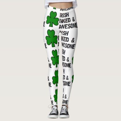 a13503f4eaa0cf hipster leggings irish inked awesome st Patricks - st patricks day gifts Saint  Patrick's Day Saint Patrick Ireland irish holiday party