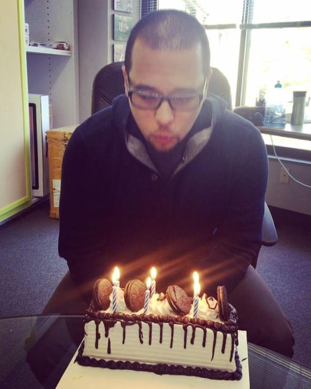 """""""Make a wish @franco_cabral1 🎂"""""""