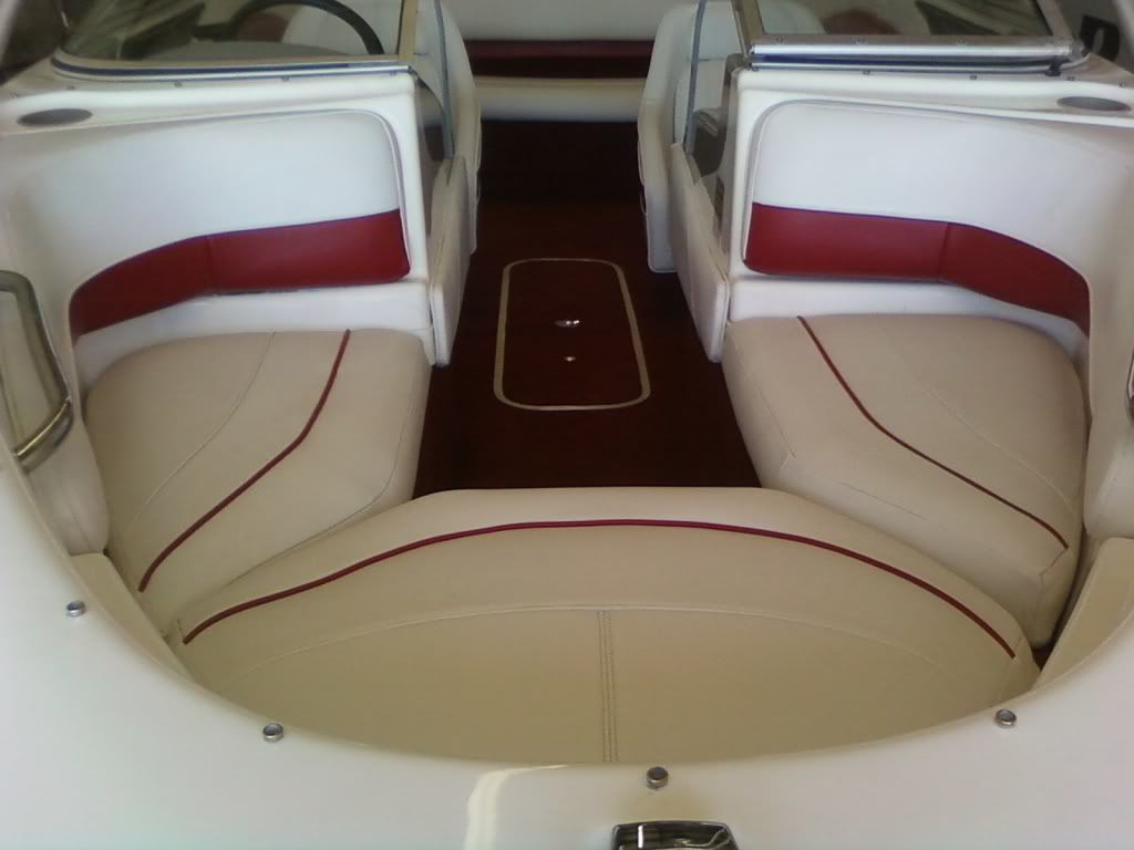 Interior Service Upholstery To The Interior Boat Floor Repair And Replacement Custom Boat