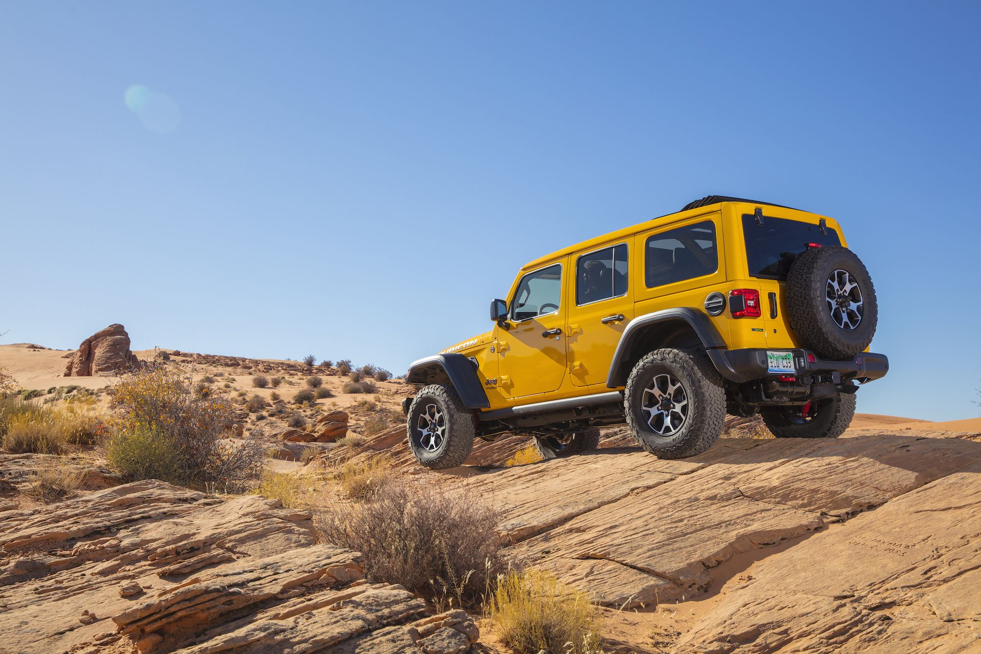 First Drive Review 2020 Jeep Wrangler Ecodiesel Ratchets Up The