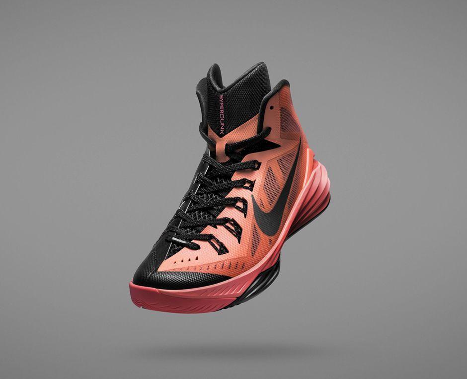 182c7869f9b7 Nike Hyperdunk 2014  Bright Mango Black  – Release Date + Info.  Fa14 SNP BB Lunar Hyperdunk Front Angle 001 30650.jpg Nike Soccer