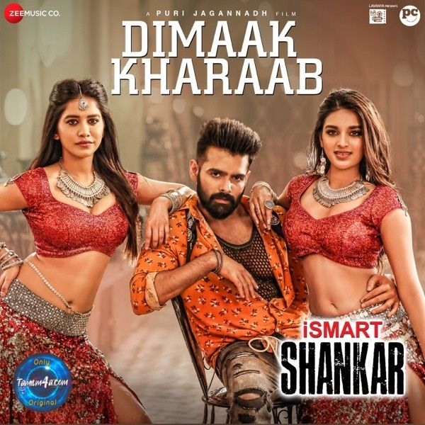 "Dimaak Kharaab [From ""Ismart Shankar""] (2019) Telugu [M4A"