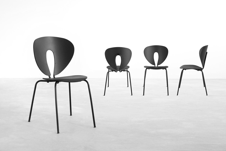 The New Highlight Of The Season: STUA Globus Chair, All Black! A