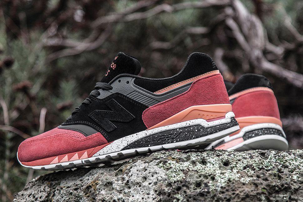 Sneaker Freaker x New Balance 997.5 Tassie Tiger SBD