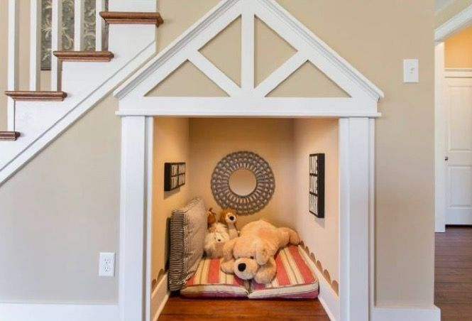 Dream Home Has A Built In Doggy Room Dog Rooms Indoor Dog House
