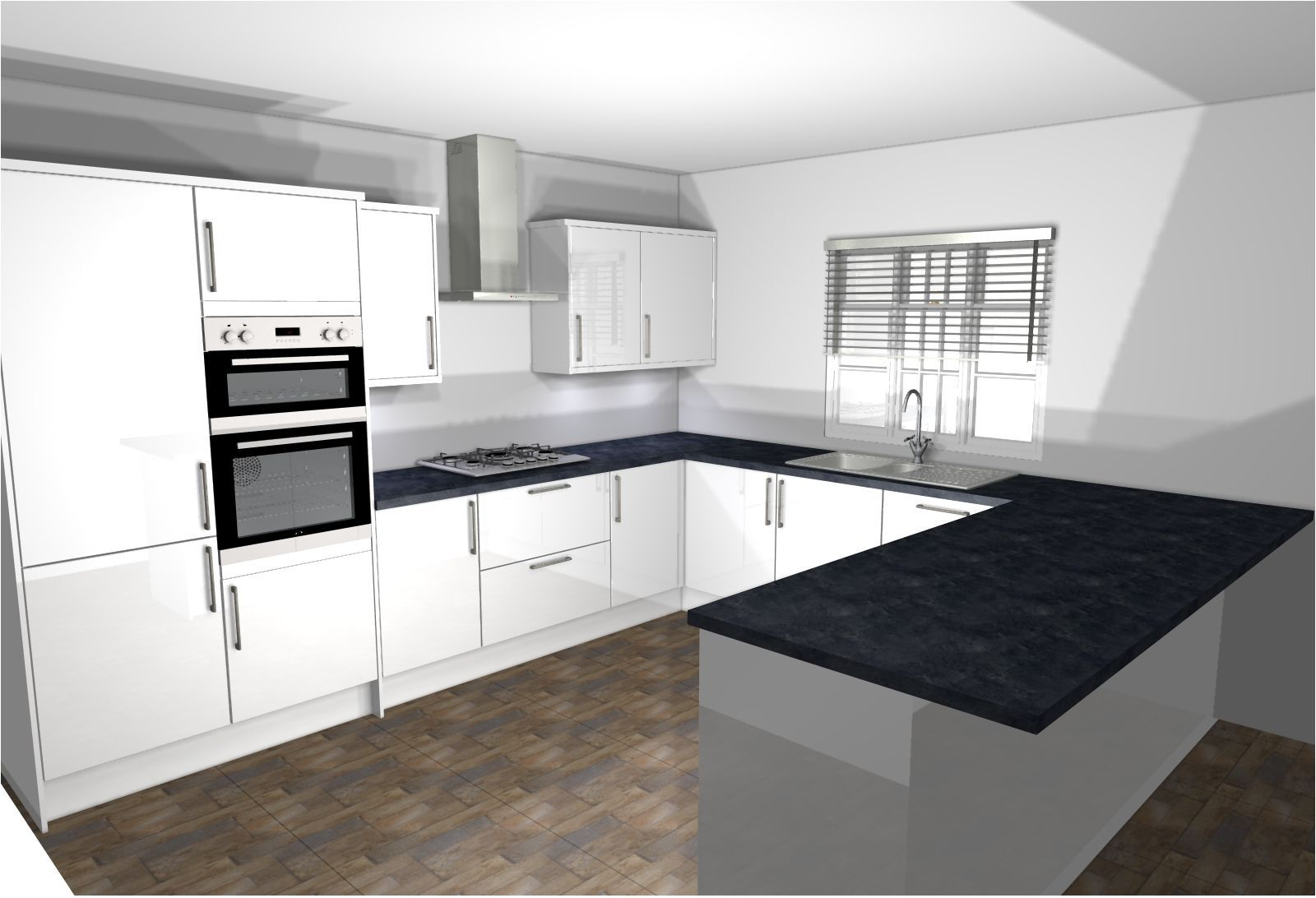 My kitchen view your howdens kitchen plan online for Kitchen joinery ideas