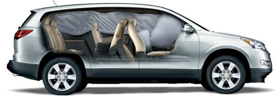 Awesome Chevrolet Traverse 8 Seater