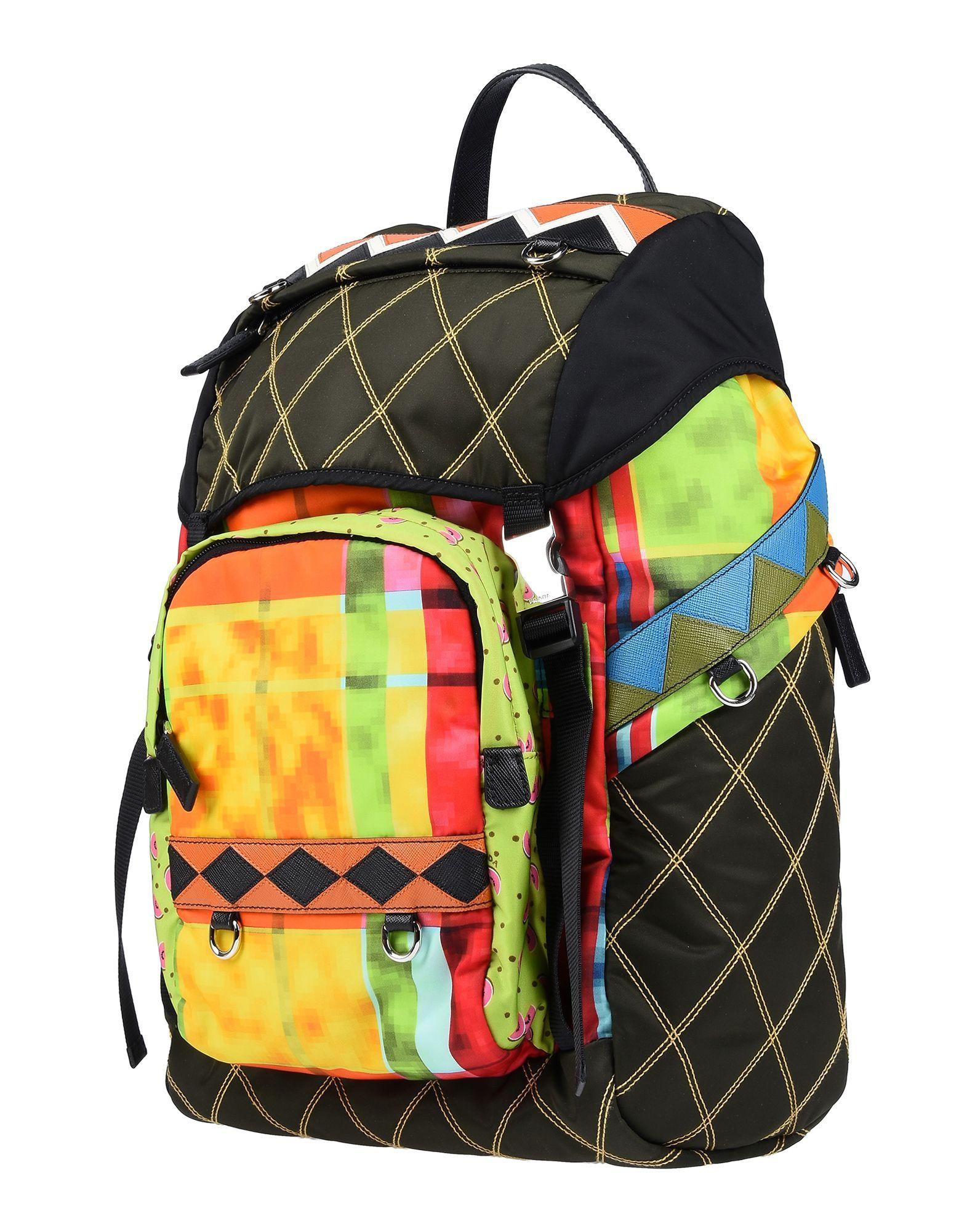 f6db43c6a6 PRADA BACKPACKS & FANNY PACKS. #prada #bags #backpacks | Prada in ...
