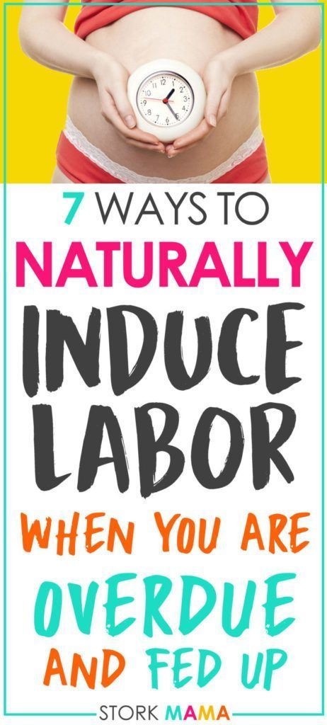 Overdue and fed up? Find out how to induce labor naturally to avoid medical induction. This is for all you desperate Mamas gone passed your due date or passed 41 weeks. Check out our 7 top easy ways to naturally induce labour.