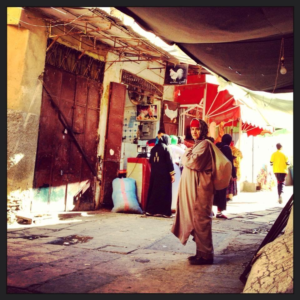 Gaby Herbstein Marruecos