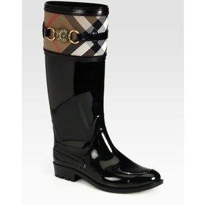 Rain Boots Designer - Cr Boot