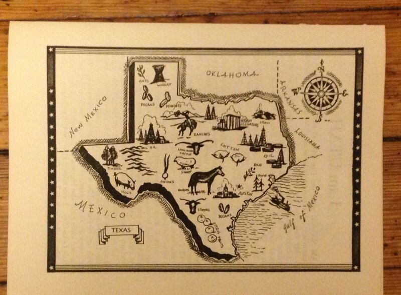 Pin by Keri McGiboney on Theresa | Pinterest | Vintage maps, Map ...