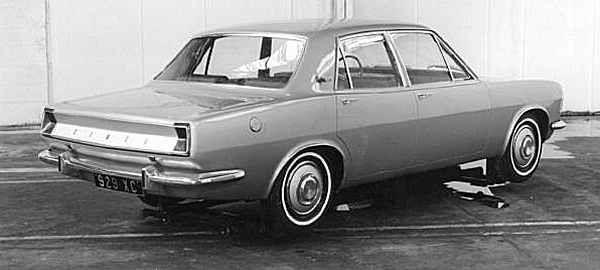 OG | Chrysler Simca 160/180 - Project 929 XC | Prototype designed by Chrysler