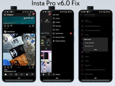 Download Instagram Pro Latest Version Apk v6.0 (With