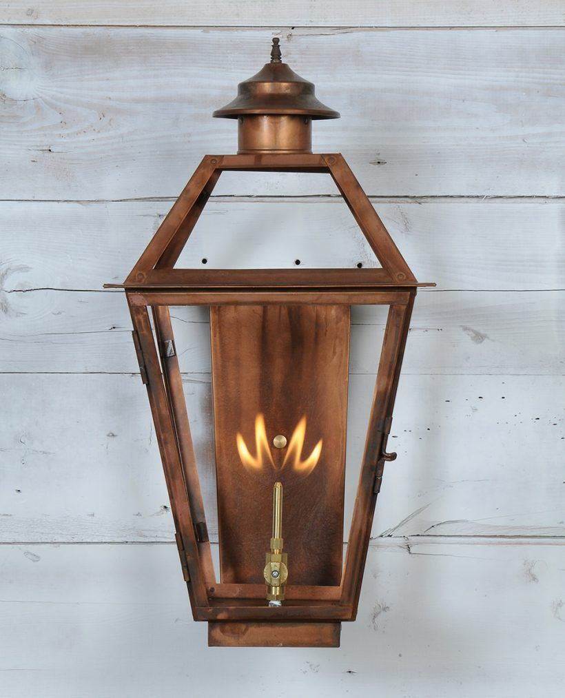 Light Fixtures Outdoor Gas Lanterns Propane
