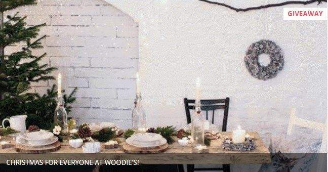 Competition: Win a Fantastic €250 to spend in Woodies this Christmas - http://www.competitions.ie/competition/competition-win-a-fantastic-e250-to-spend-in-woodies-this-christmas/