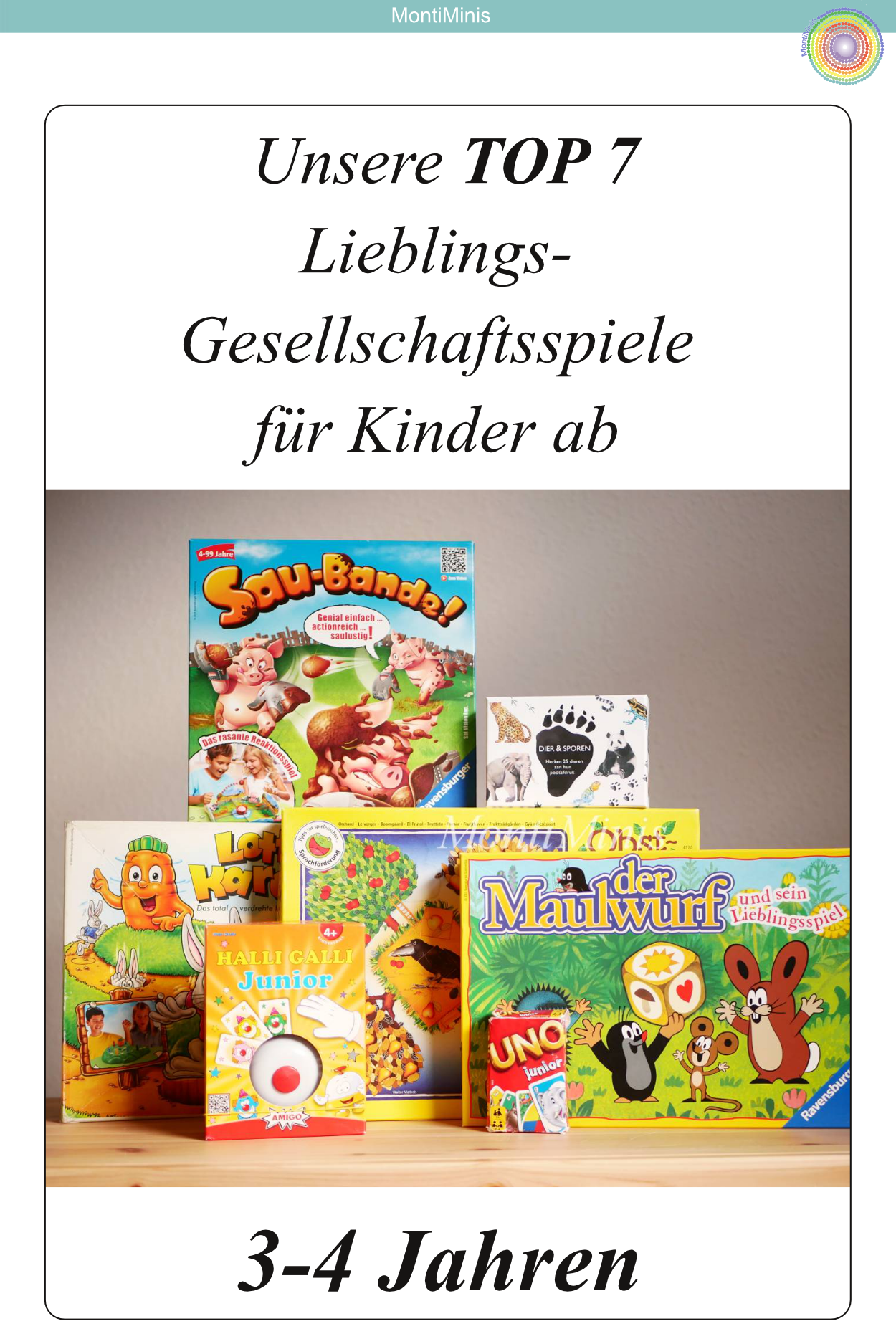 Unsere Lieblings Gesellschaftsspiele Fur Kinder Ab 2 3 4 Und 5 Jahren Montessori Blog Shop Montiminis Gesellschaftsspiele Fur Kinder Brettspiele Fur Kinder Gesellschaftsspiele Kinder