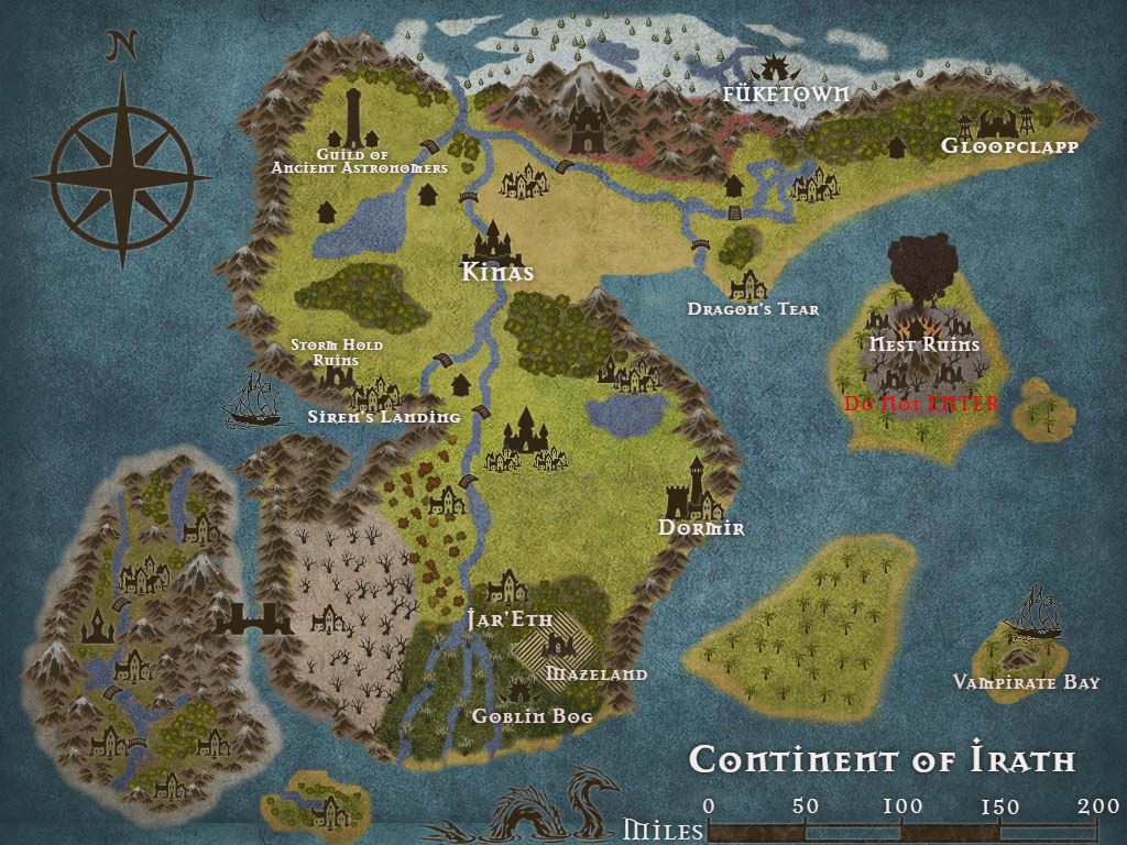 Inkarnate – Free RPG Map Making | Role-Playing Games | Fantasy map